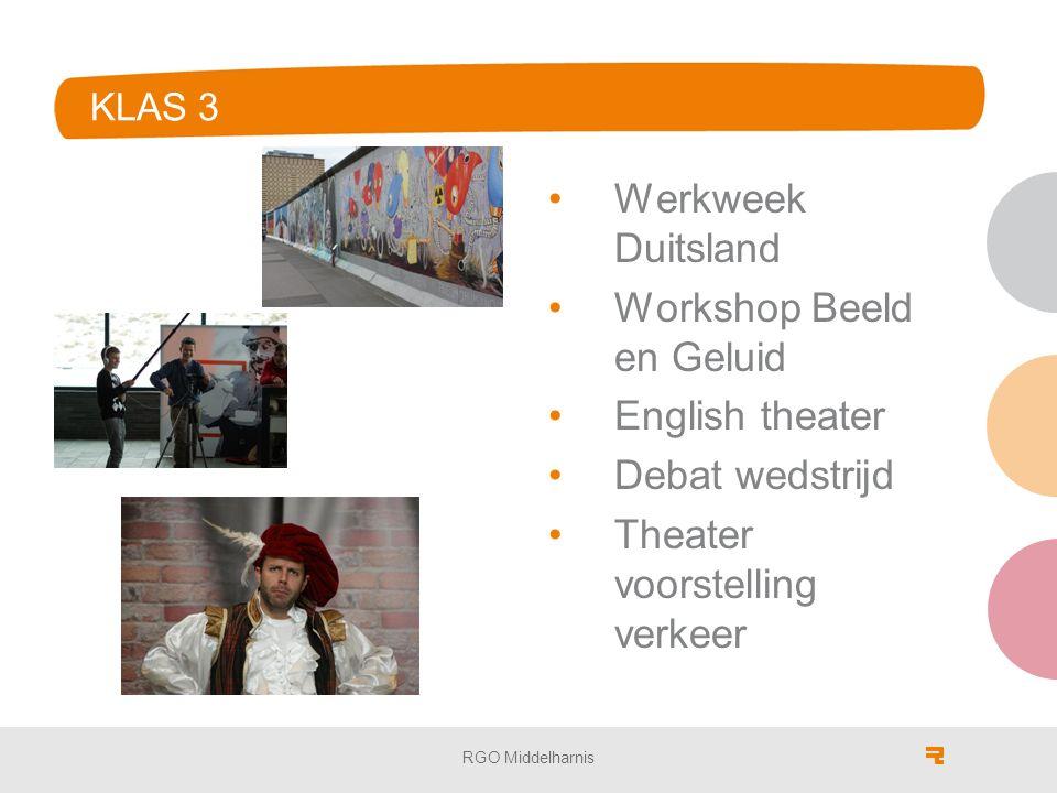 Workshop Beeld en Geluid English theater Debat wedstrijd