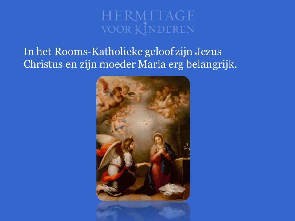 In het Rooms-Katholieke geloof zijn Jezus Christus en zijn moeder Maria erg belangrijk.