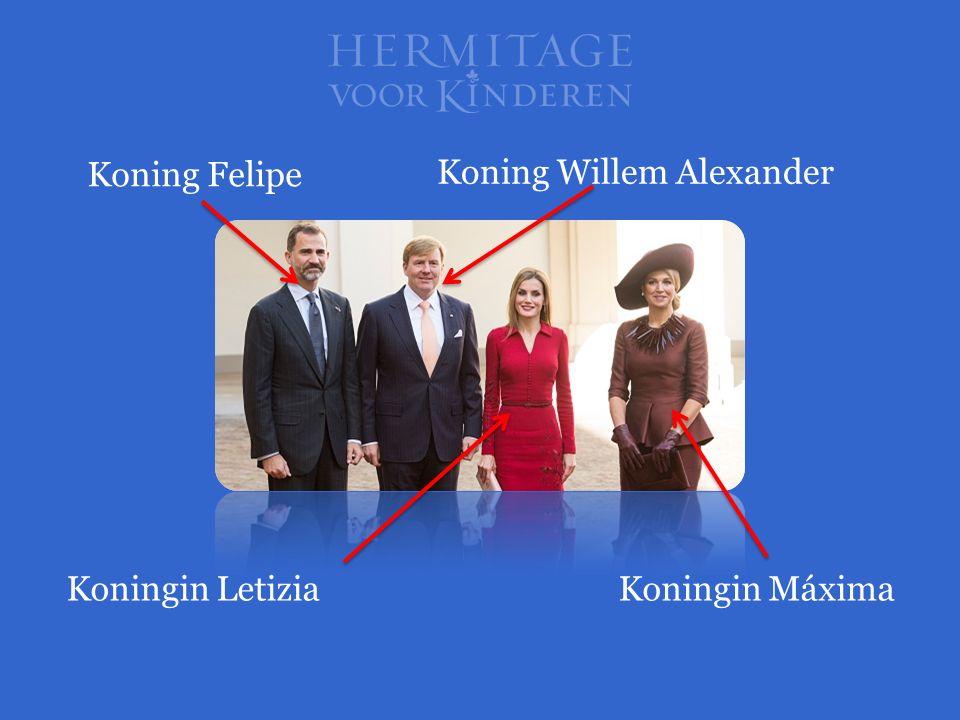 Koning Felipe Koning Willem Alexander Koningin Letizia Koningin Máxima