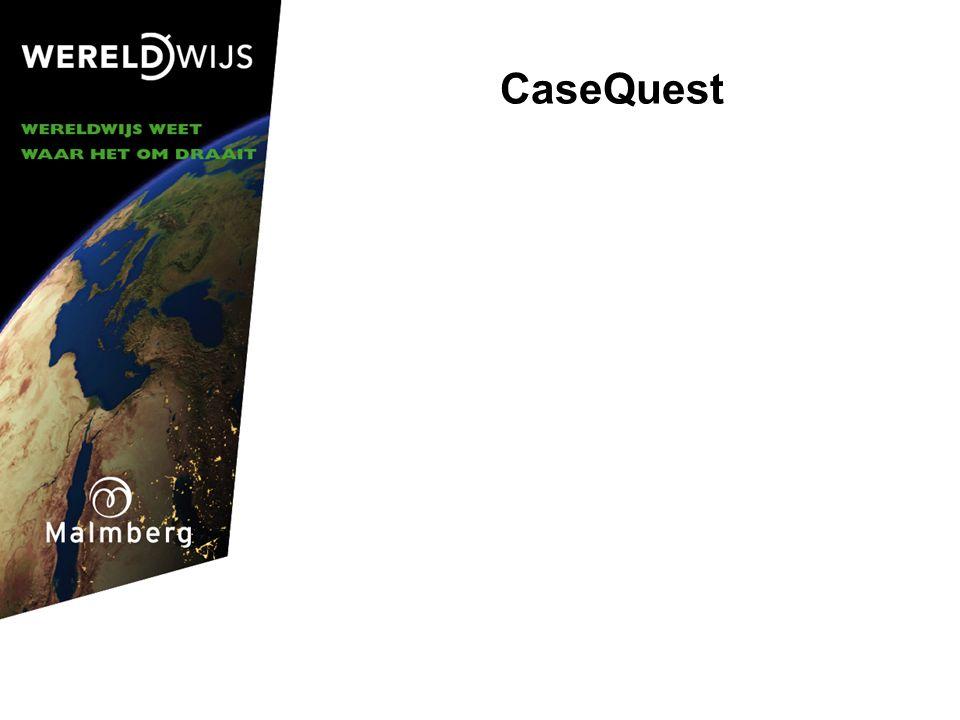 CaseQuest © Malmberg 2006