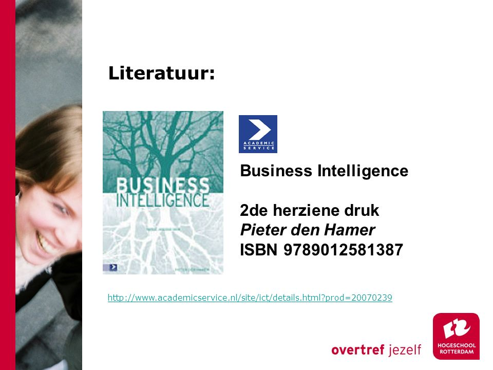 Literatuur: Business Intelligence