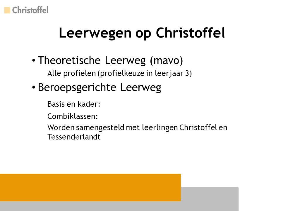 Leerwegen op Christoffel