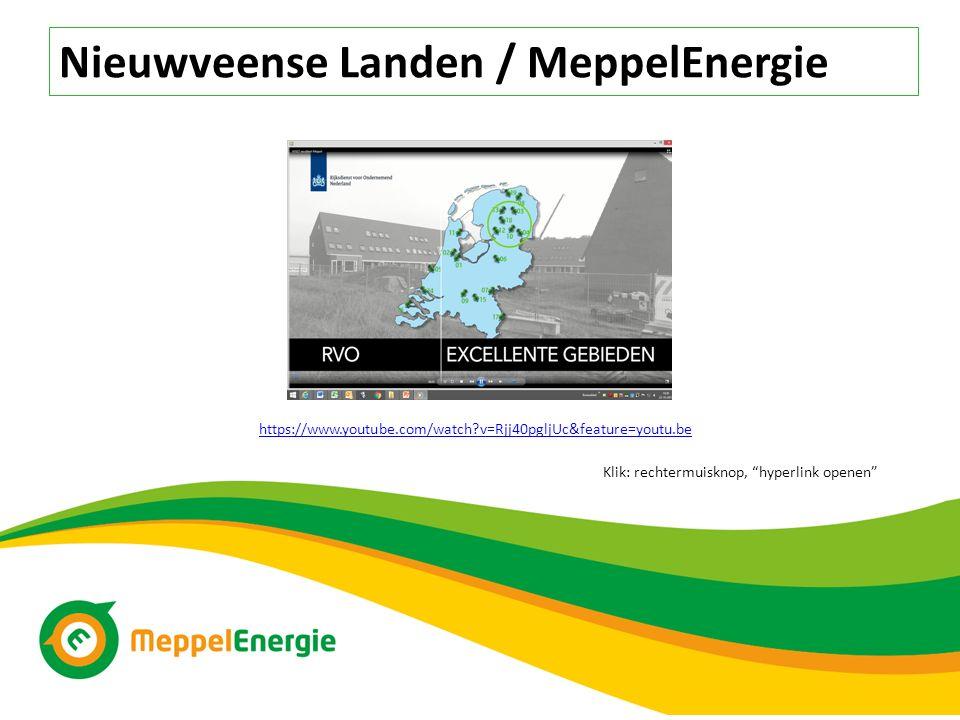 Nieuwveense Landen / MeppelEnergie