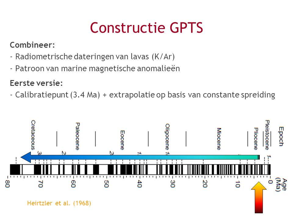 Constructie GPTS Combineer:
