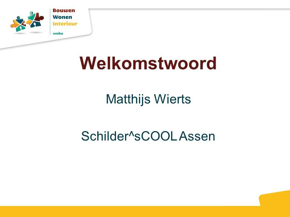 Matthijs Wierts Schilder^sCOOL Assen