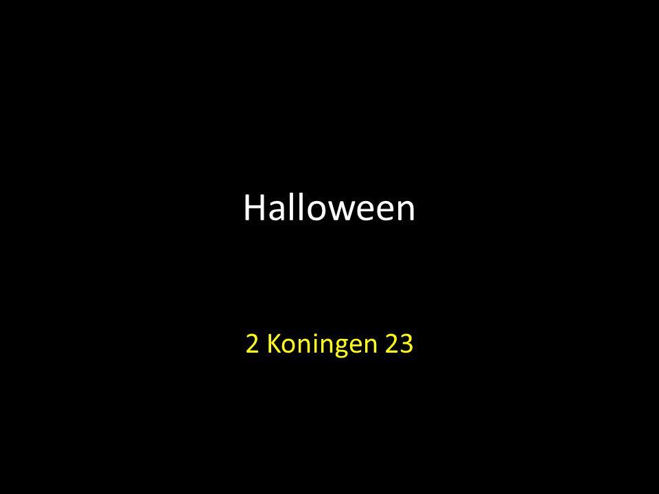 Halloween 2 Koningen 23