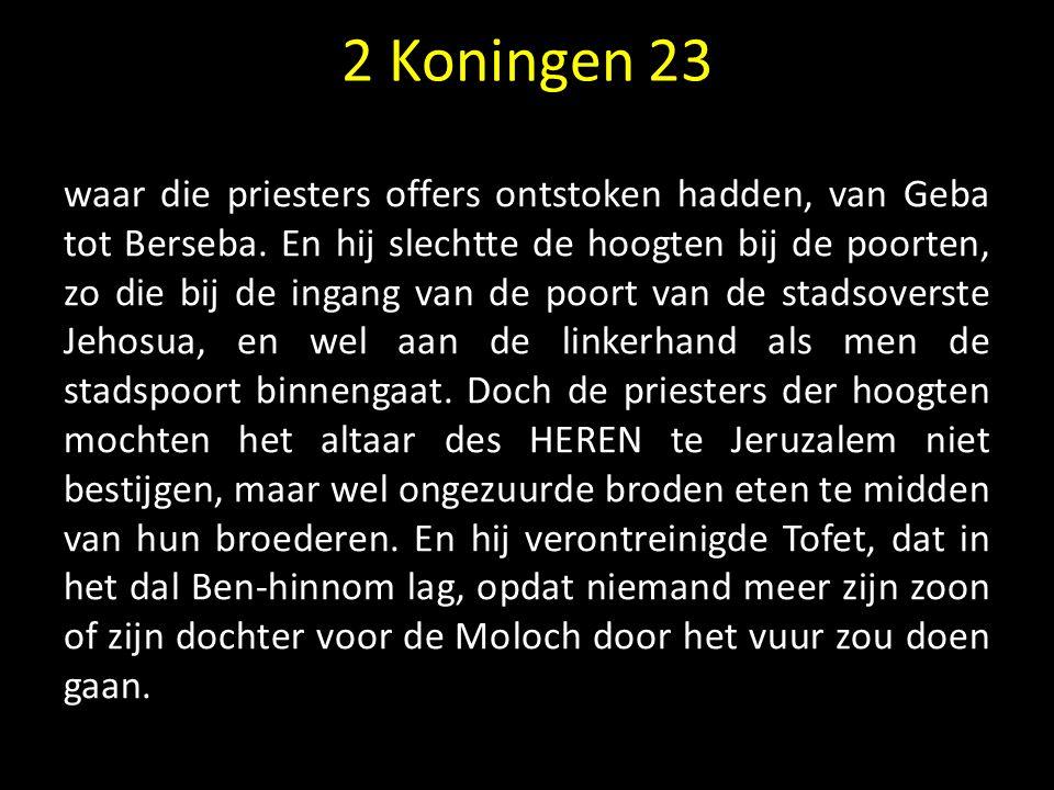 2 Koningen 23