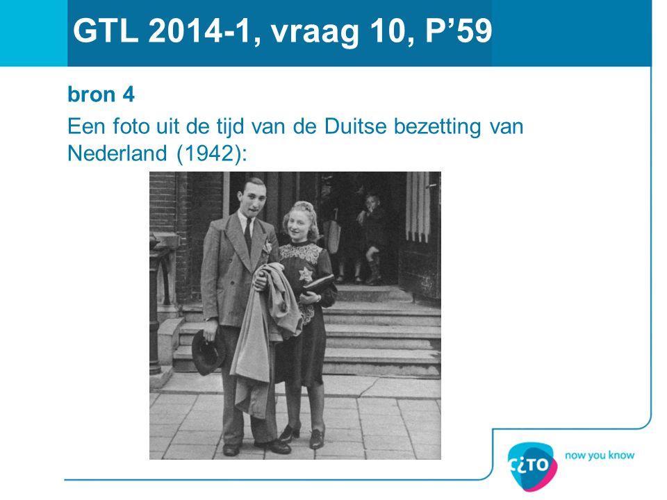 GTL 2014-1, vraag 10, P'59 bron 4.