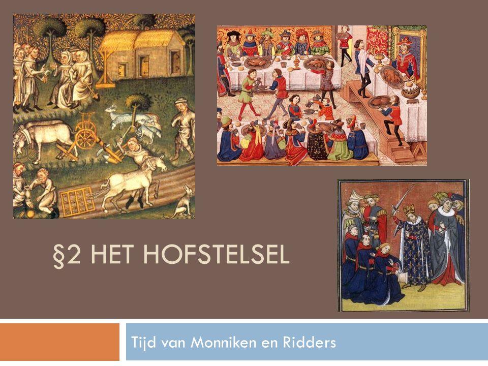 Tijd van Monniken en Ridders