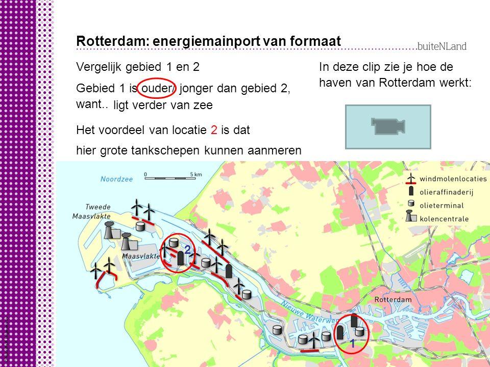 Rotterdam: energiemainport van formaat