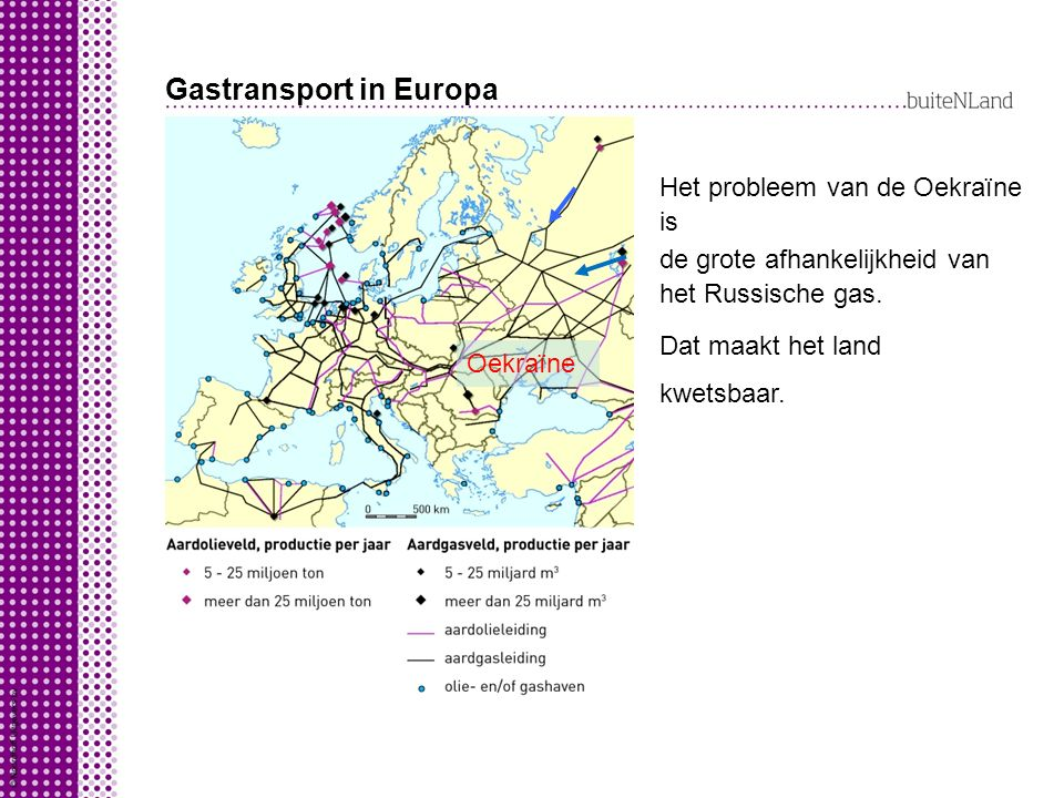 Gastransport in Europa