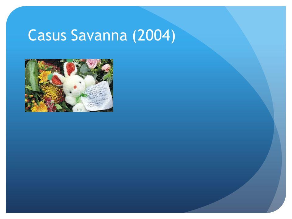 Casus Savanna (2004)