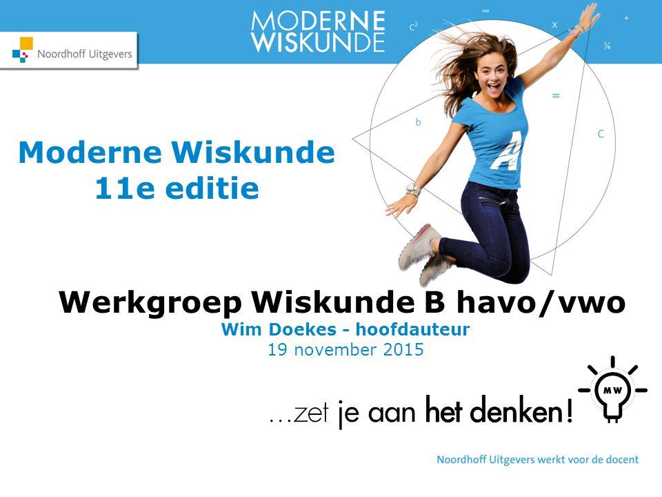 Wim Doekes - hoofdauteur