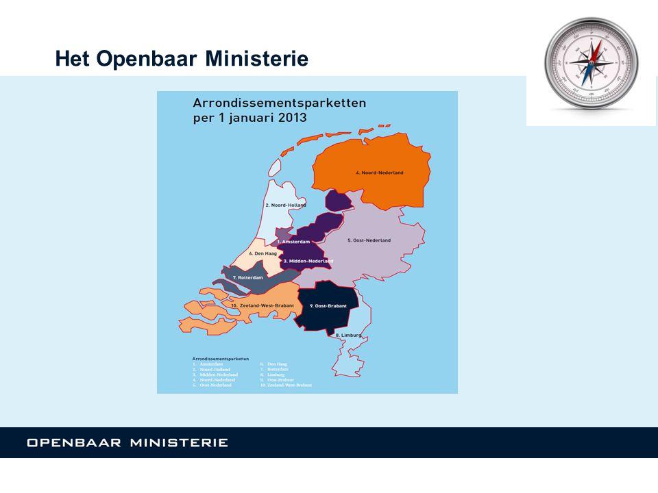 Het Openbaar Ministerie