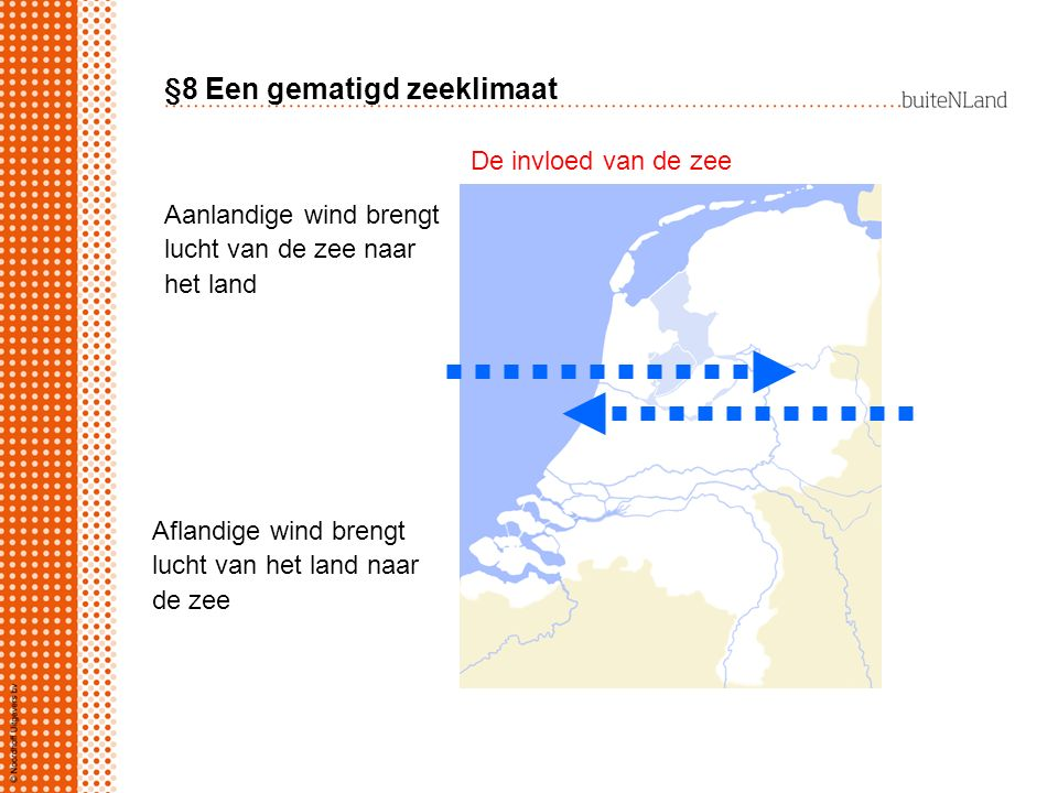 §8 Een gematigd zeeklimaat