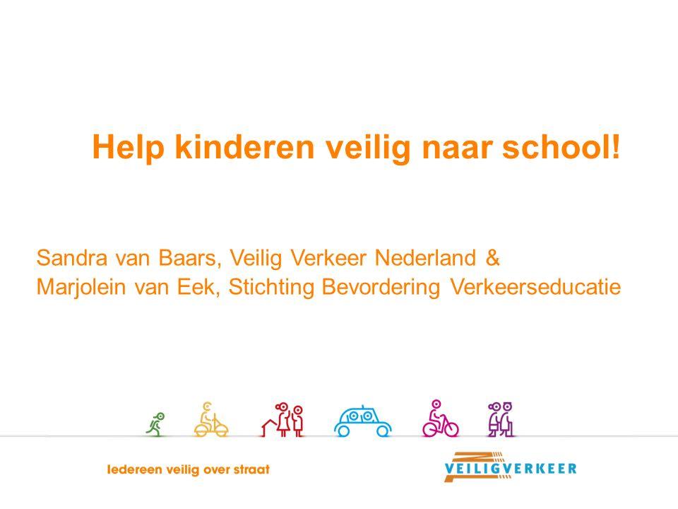 Help kinderen veilig naar school!