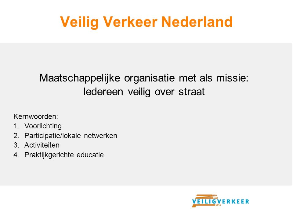 Veilig Verkeer Nederland