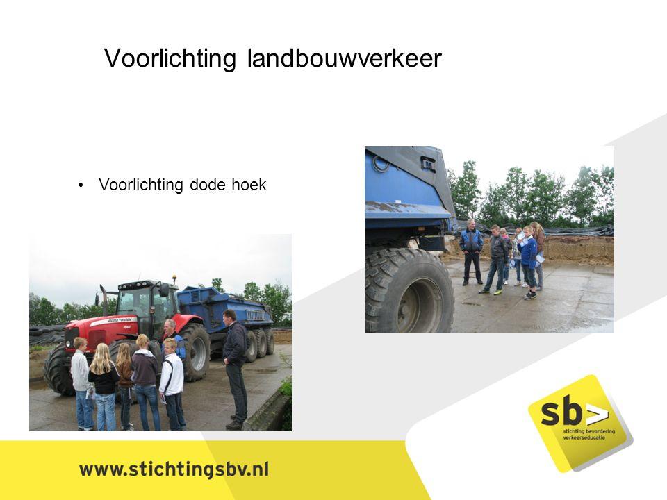 Voorlichting landbouwverkeer