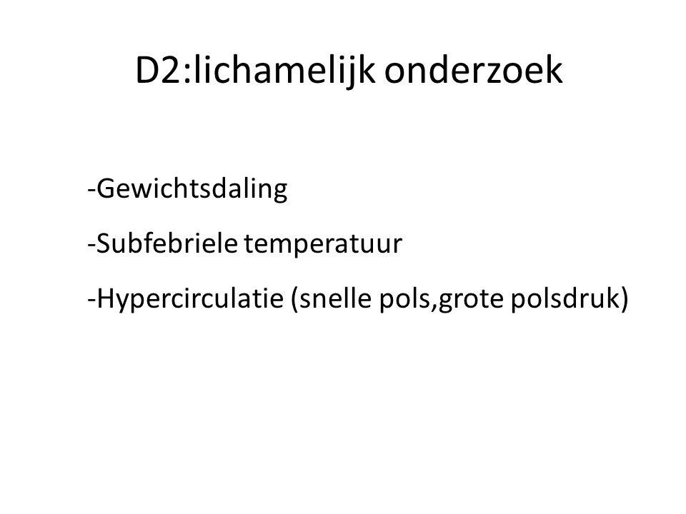 D2:lichamelijk onderzoek
