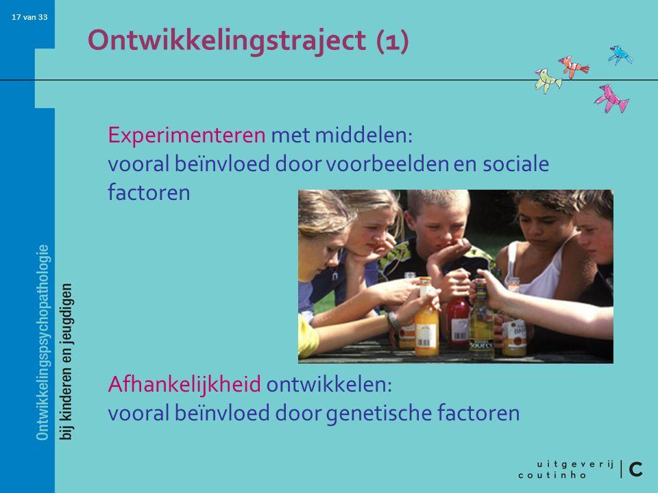 Ontwikkelingstraject (1)