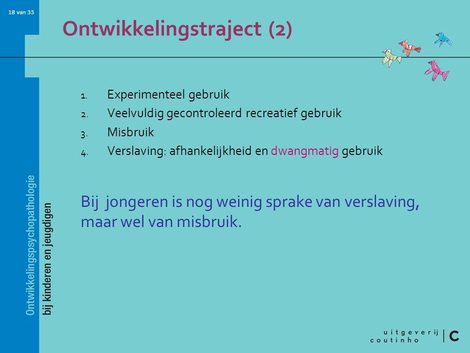 Ontwikkelingstraject (2)