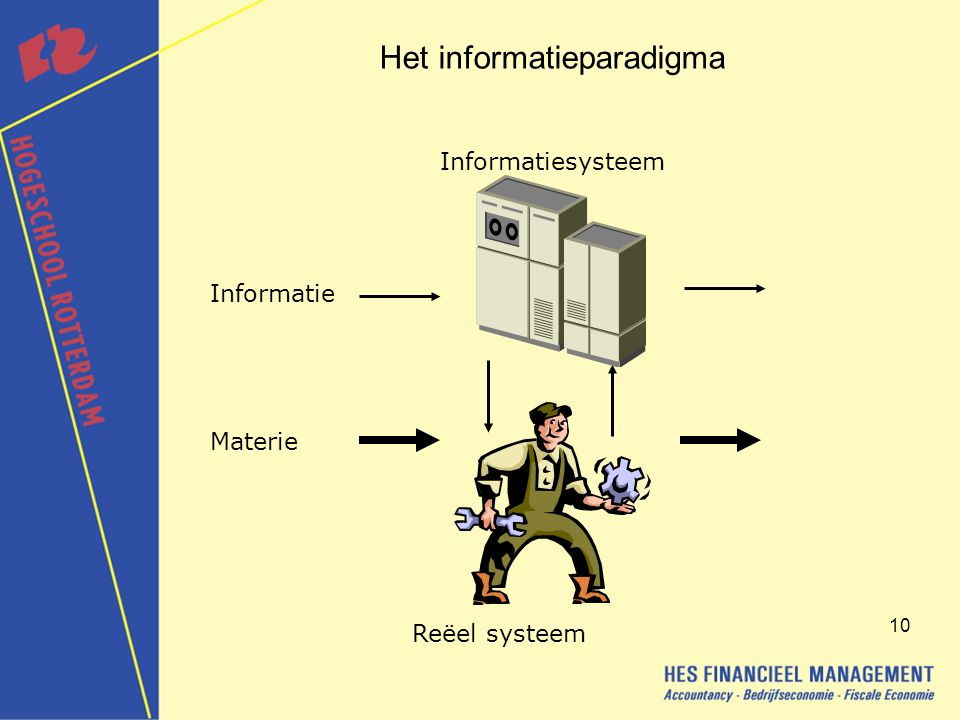 Het informatieparadigma