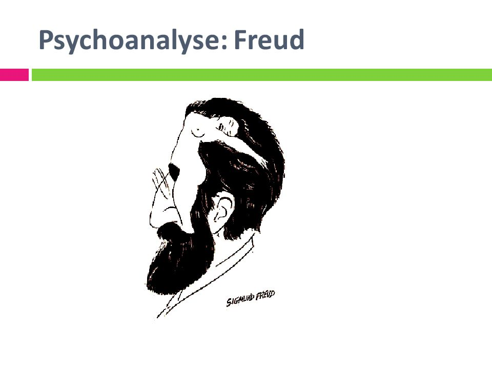 Psychoanalyse: Freud