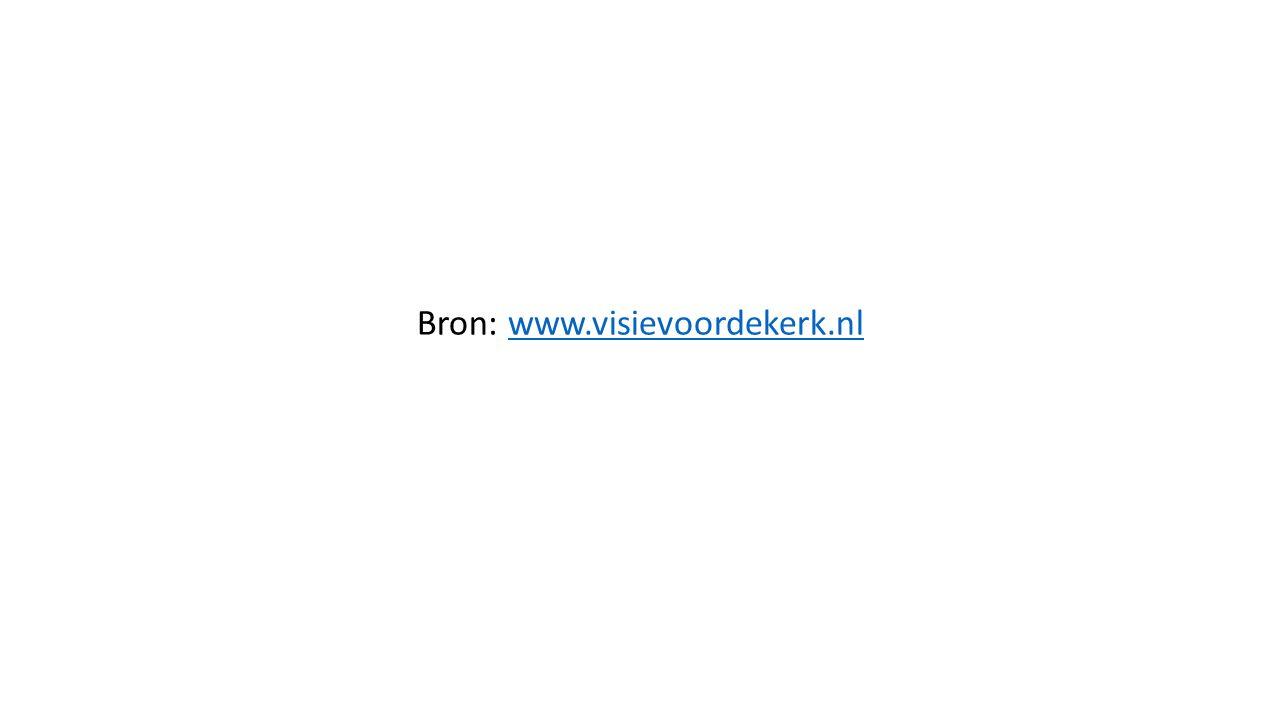 Bron: www.visievoordekerk.nl