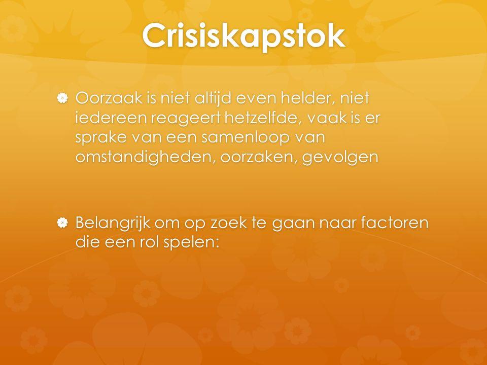 Crisiskapstok