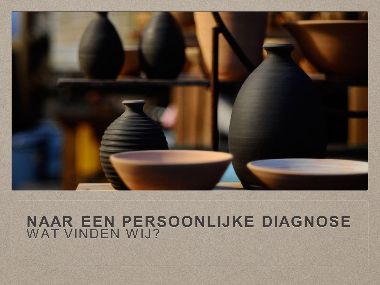 Naar een persoonlijke diagnose