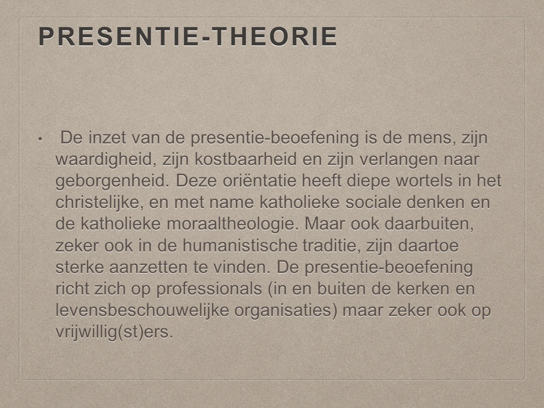 Presentie-theorie