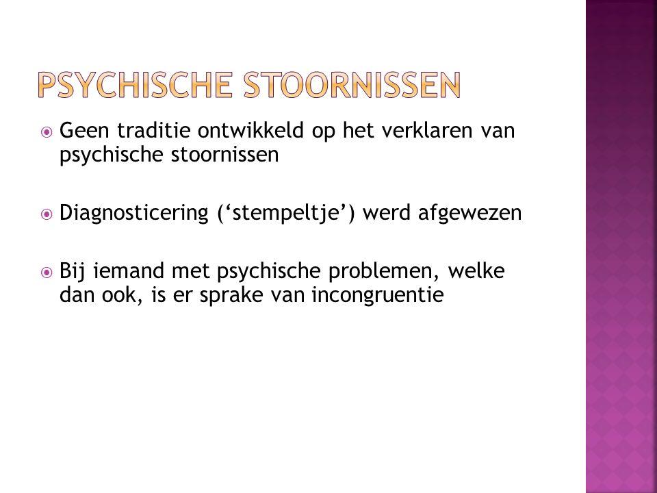 Psychische stoornissen