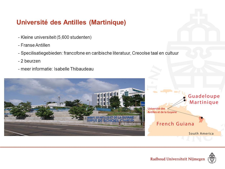 Université des Antilles (Martinique)