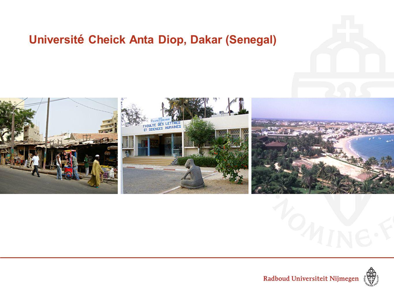 Université Cheick Anta Diop, Dakar (Senegal)