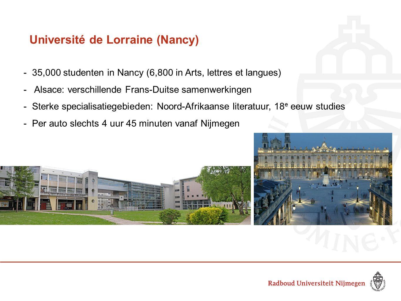 Université de Lorraine (Nancy)