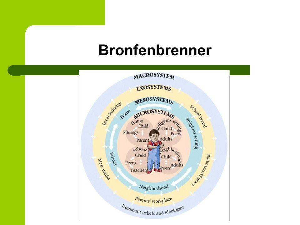 Bronfenbrenner Vragen naar voorbeelden