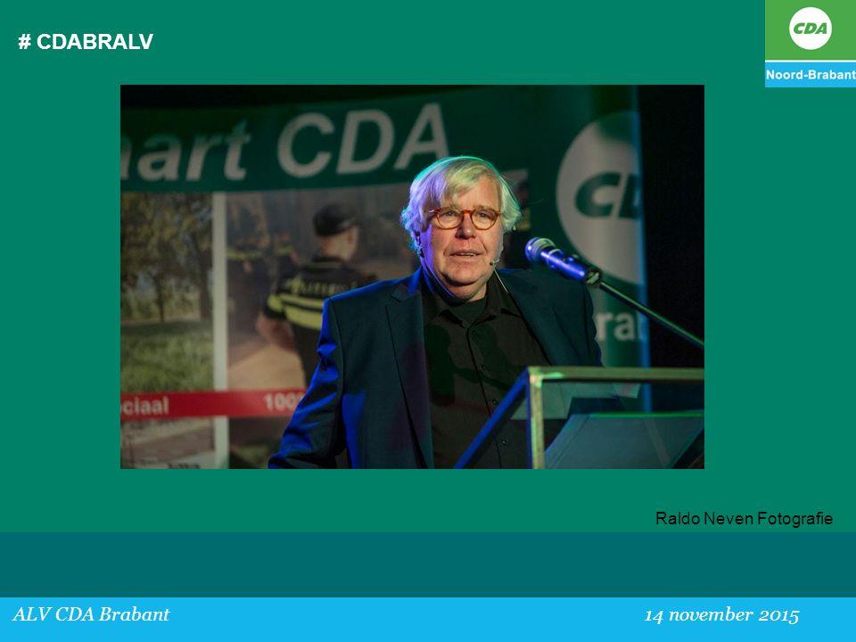 # CDABRALV ALV CDA Brabant 30 mei 2015