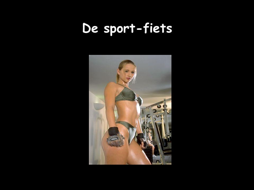 De sport-fiets