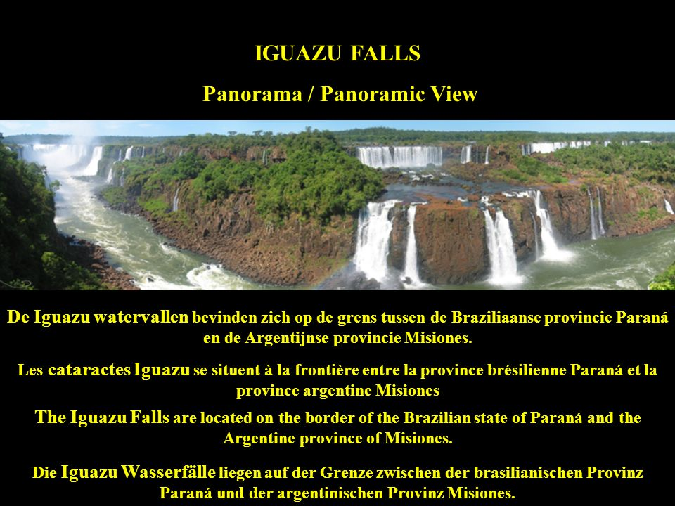 Panorama / Panoramic View