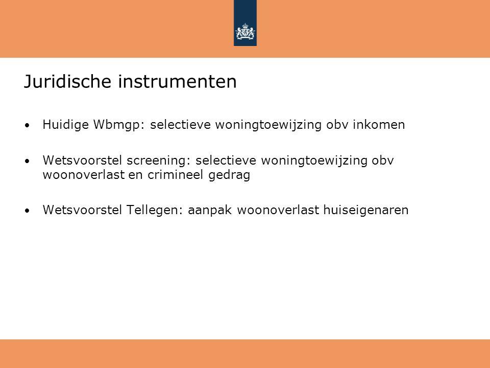 Juridische instrumenten