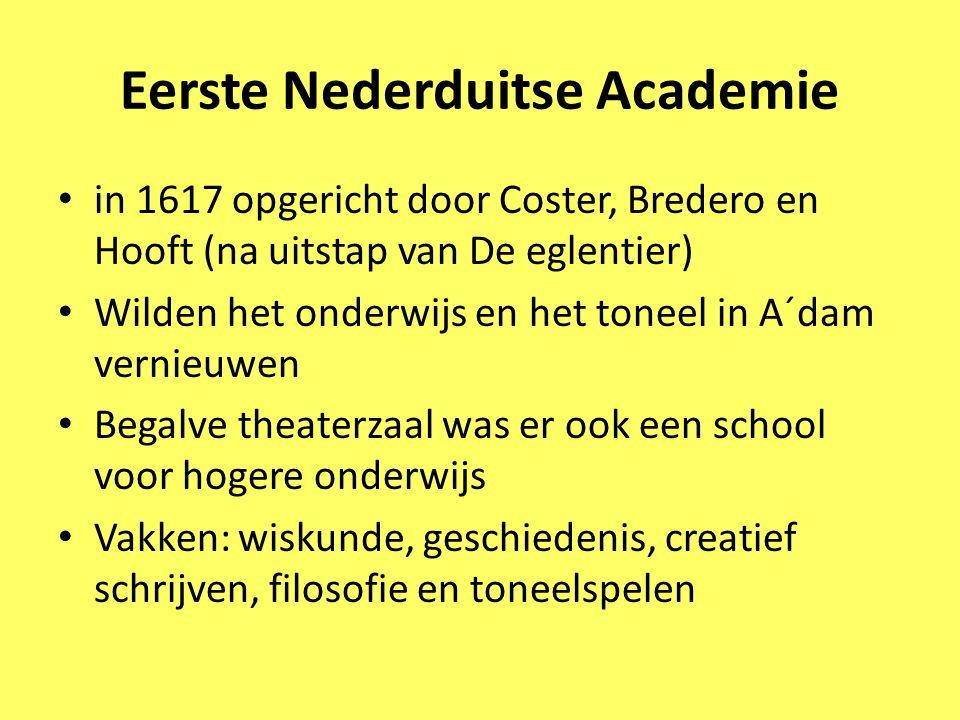 Eerste Nederduitse Academie