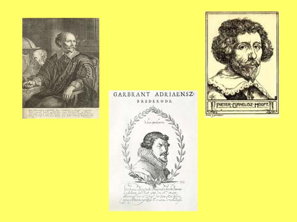 S. Coster (1579-1665) G. A. Bredero (1585-1618). P. C
