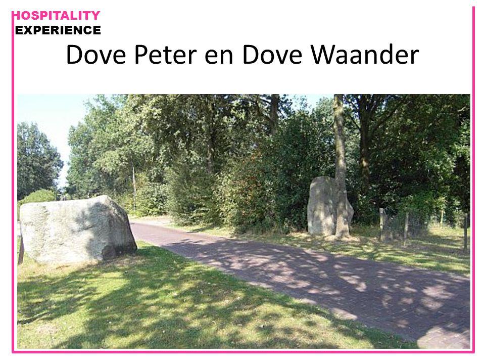 Dove Peter en Dove Waander