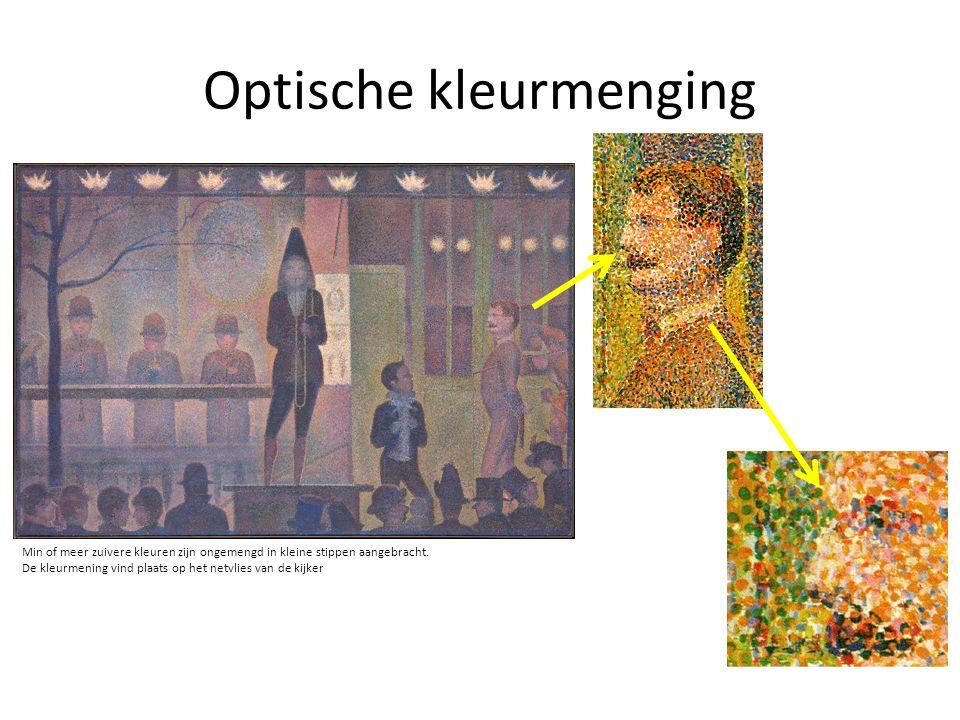 Optische kleurmenging