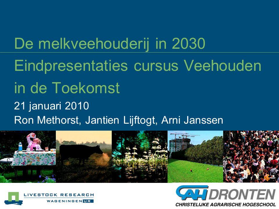 21 januari 2010 Ron Methorst, Jantien Lijftogt, Arni Janssen
