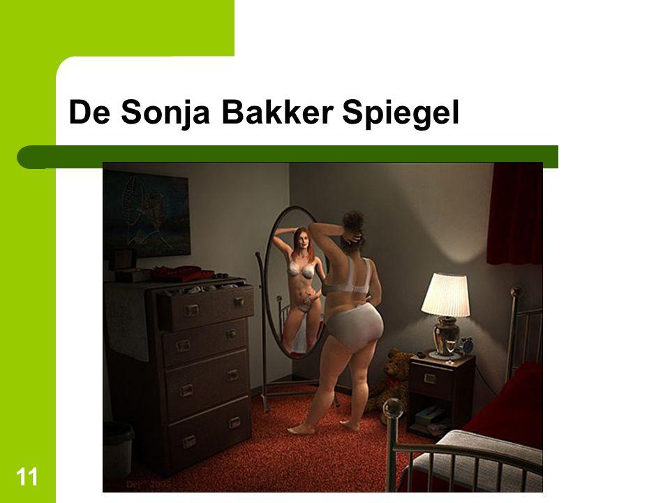 De Sonja Bakker Spiegel