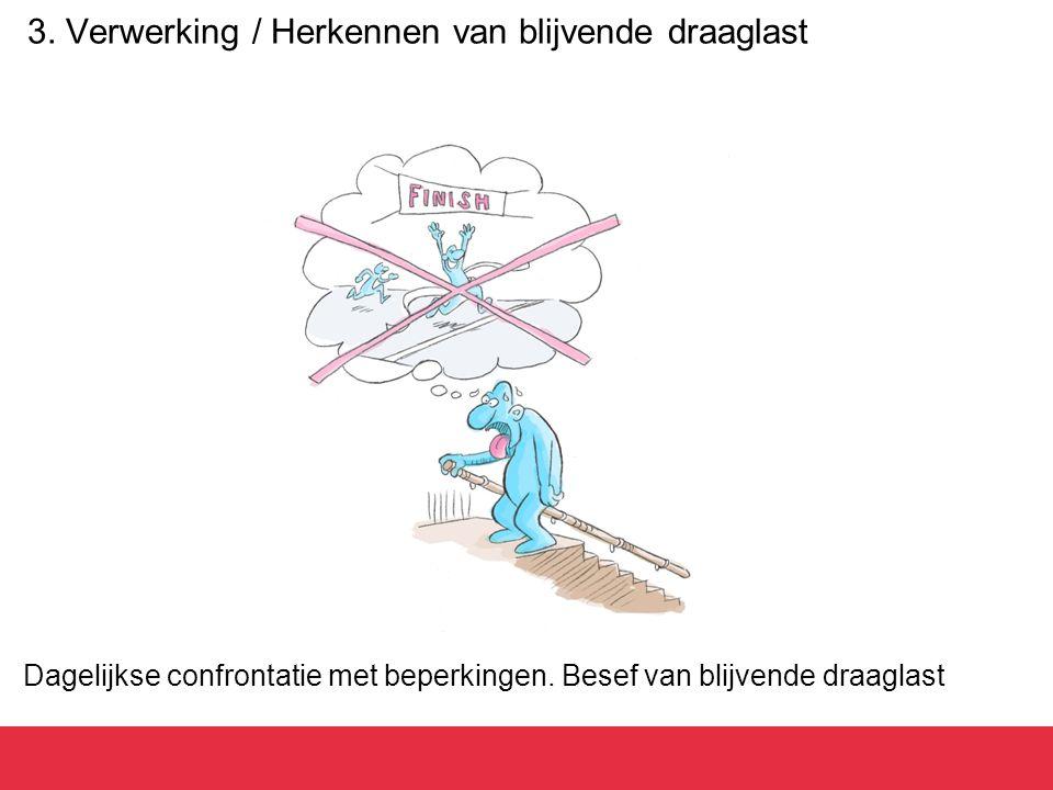 3. Verwerking / Herkennen van blijvende draaglast