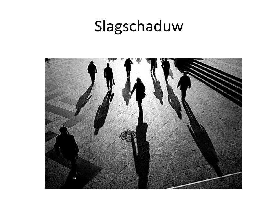 Slagschaduw