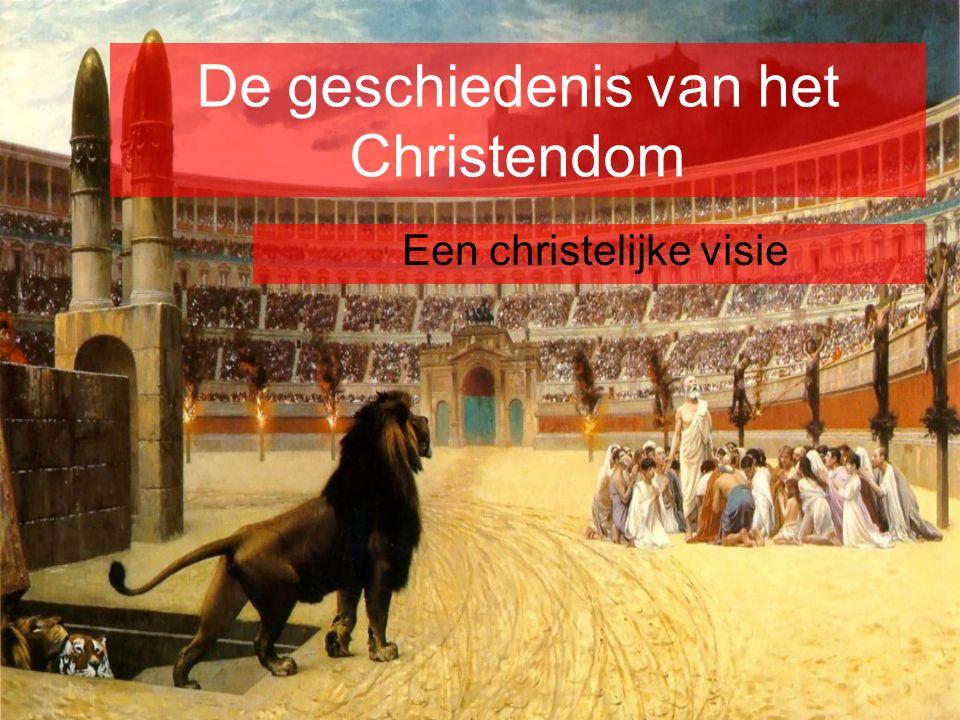 De geschiedenis van het Christendom