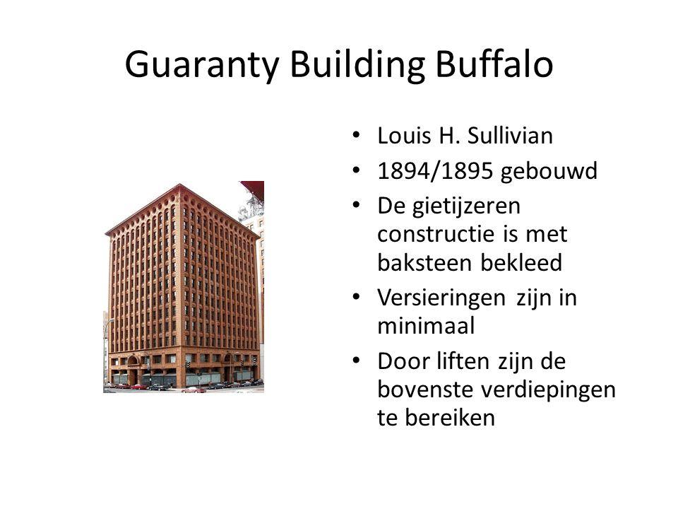 Guaranty Building Buffalo
